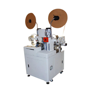 Flat Cable Double-Side Terminal Crimping Machine
