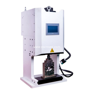 Servo Motor Driven Terminal Crimping Machine