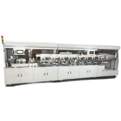 Fully Automatic Ethernet Cable Production Line