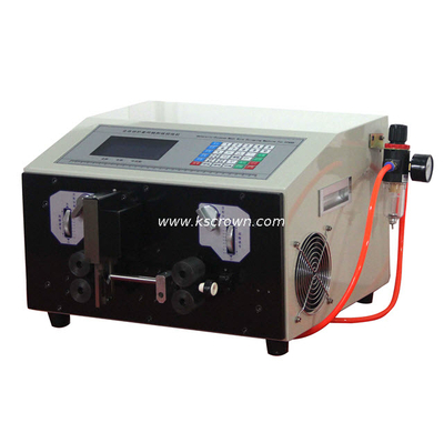 Sheathed Flat Cable Cutting and Stripping Machine