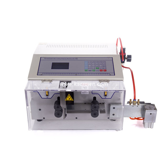 Flat Flexible Cable Cutting and Stripping Machine
