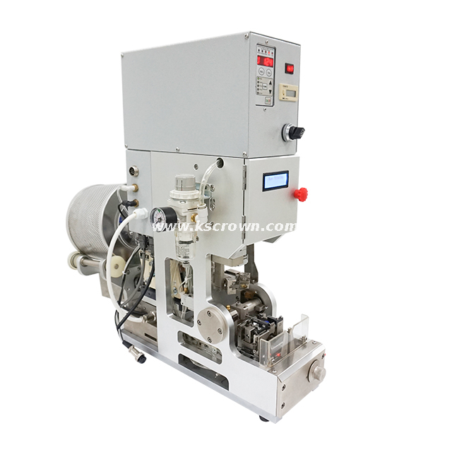 Semi-auto Waterproof Wire Seals Loading Machine