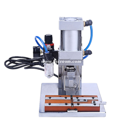 Multi-pin Flat Cable Connector Pressing Machine
