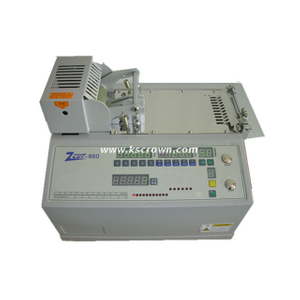 Hook and Loop Strip Cutting Machine for Various Shapes