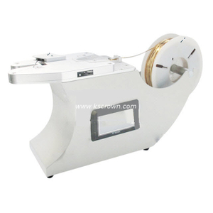 Toast/Bread Bag Binding Twist Tie Machine