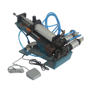 Cloth Covered Wire Heat Stripping Machine