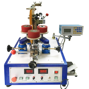 Auto Toroidal Transformer Coil Winder Machine