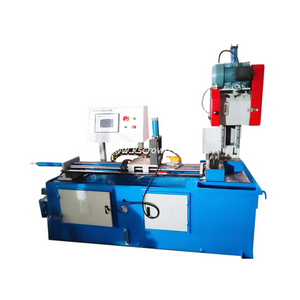CNC Hydraulic Metal Tube Cutting Machine