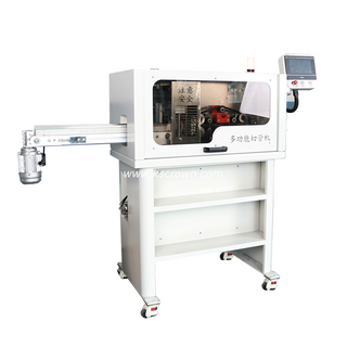 Automatic Pipe and Tube Cut-off Machine