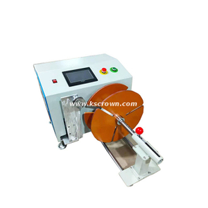 Cable Coil Winding and Meter Counting Machine