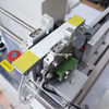 IPC Controlled Label Printing and Folding Machine