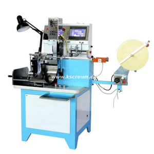 Ultrasonic Label Center Folding Machine