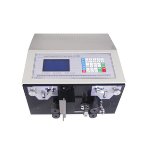 Fully-auto Single Core Wire Cut and Strip Machine