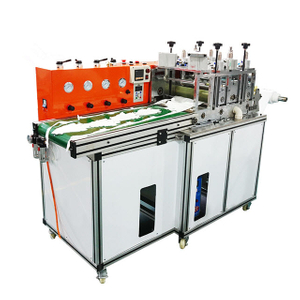 Ultrasonic Hand Gloves Making Machine