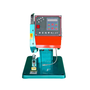 Copper Strip Wire Crimping and Splicing Machine