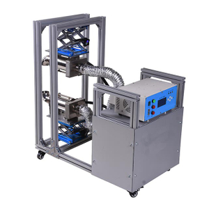 Dual Wall Heat Shrinkable Tube Heating Machine